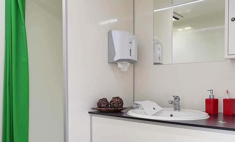 WC-Anhänger Bad-Mobil - Miettoiletten vonnebenan